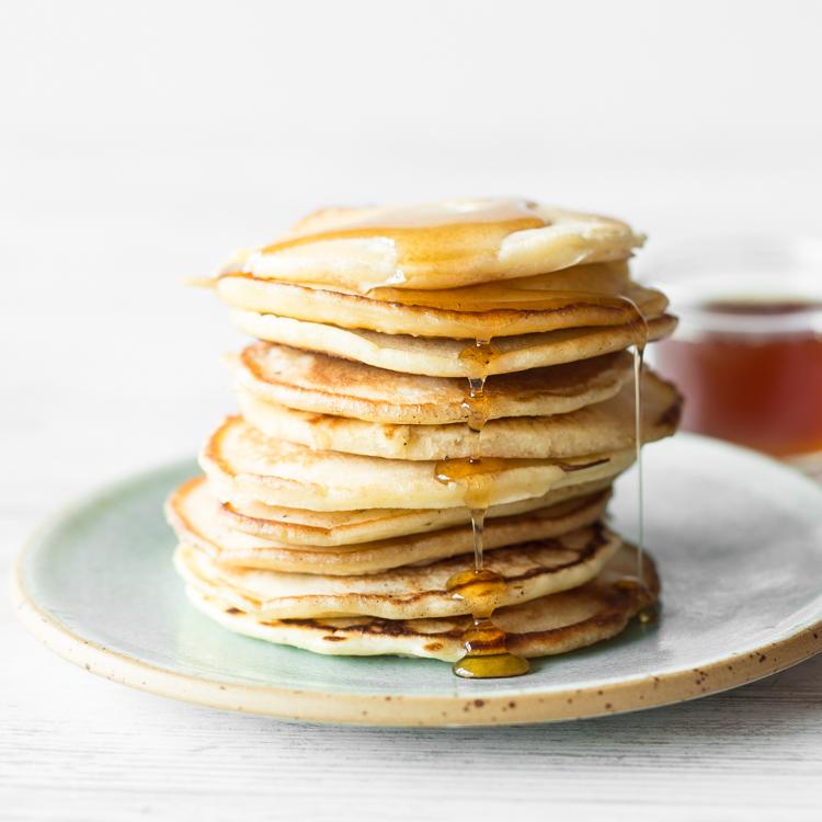 Gluteinfreie Pancakes